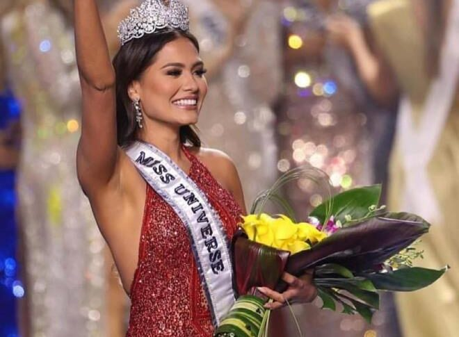 2021 Miss Universe becomes Mexican software engineer Andrea Meza 6
