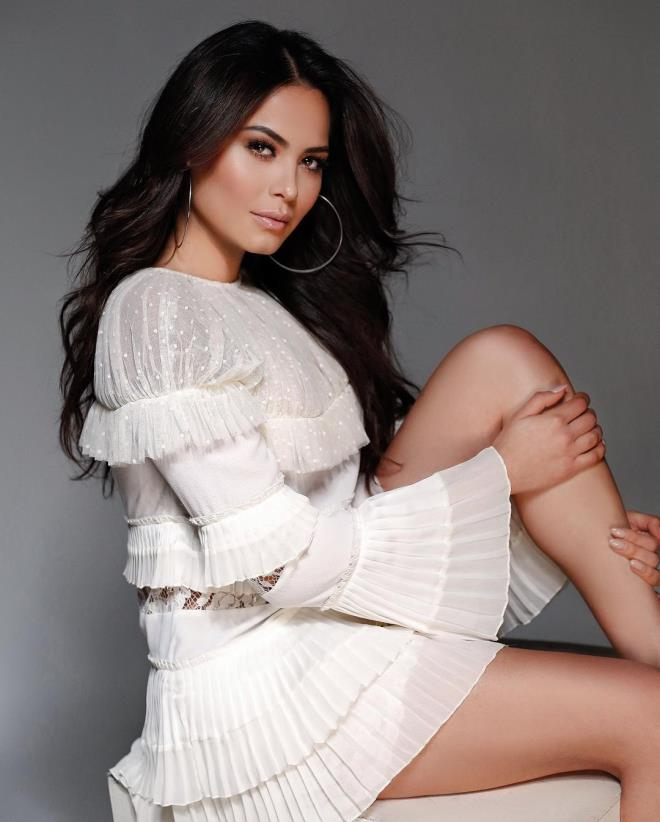 2021 Miss Universe becomes Mexican software engineer Andrea Meza 8