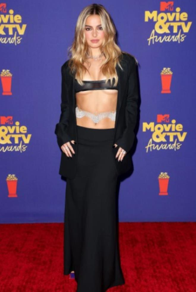 Addison Rae Fascinated With Her Beauty At The MTV Movie TV Awards Ceremony 1