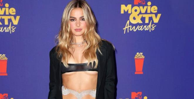 Addison Rae Fascinated With Her Beauty At The MTV Movie TV Awards Ceremony 3