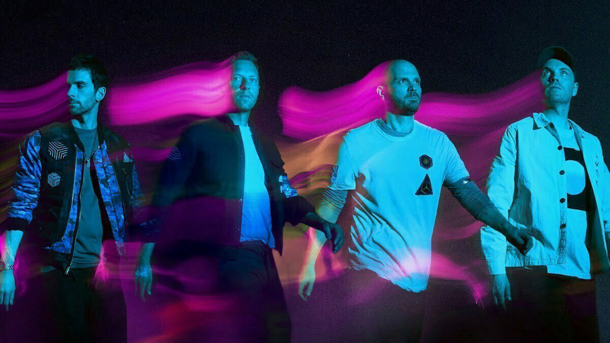 Coldplay will perform on Tiktok for Live Broadcast