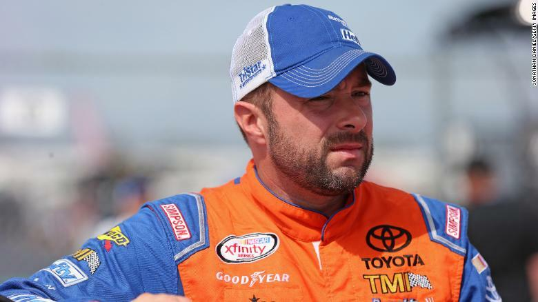 Former NASCAR driver Eric McClure committed suicide It was announced that he died at the age of 42 1