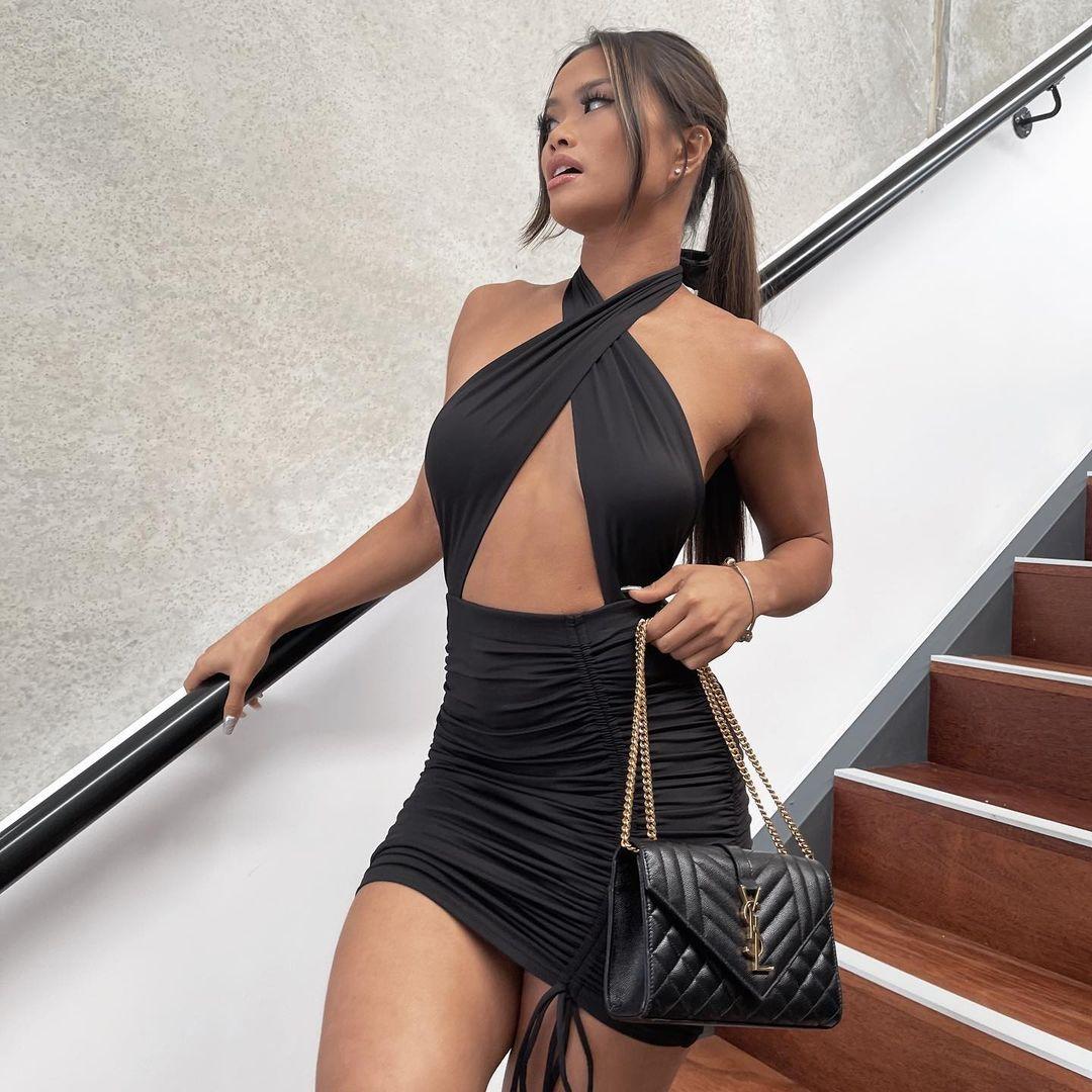 Hottest photos of Tiktok Star Sarah Magusara 2