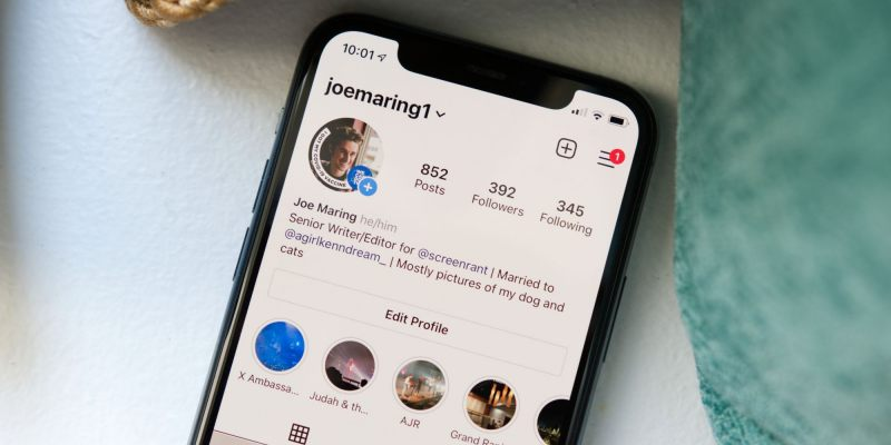 Instagram Allows Users to Add Pronouns to Their Profiles 1