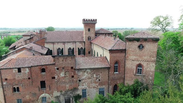 Italian castle in the Middle Ages now TikToks most popular star 3