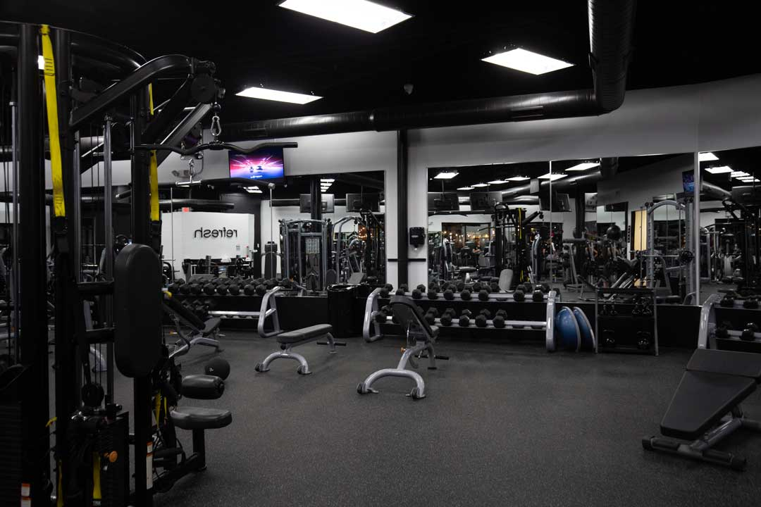 Listed as one of the most popular gyms in America Avolve fitness 2
