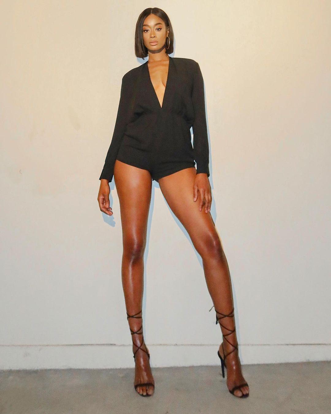 Model Cebrena fascinates with Instagram and Tiktok Photos 2
