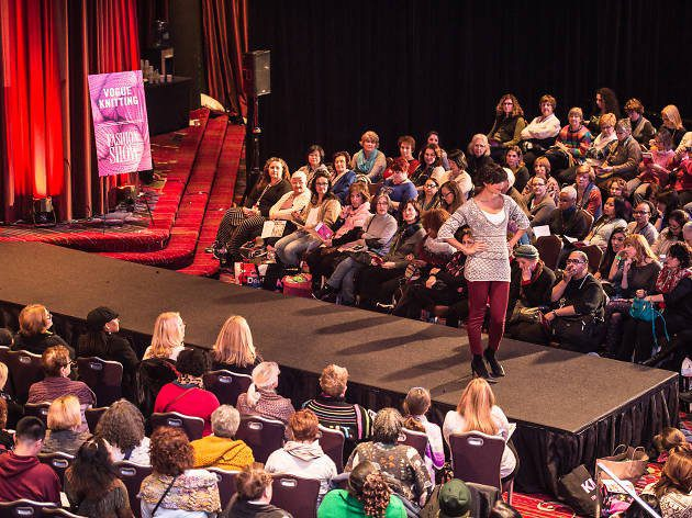 Vogue Knitting Live Release Dates Announced