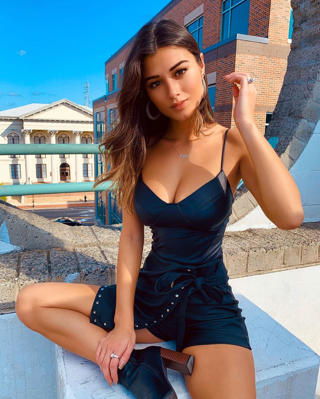 Who is Keilah Kang The Impressive Beauty of Modeling 4