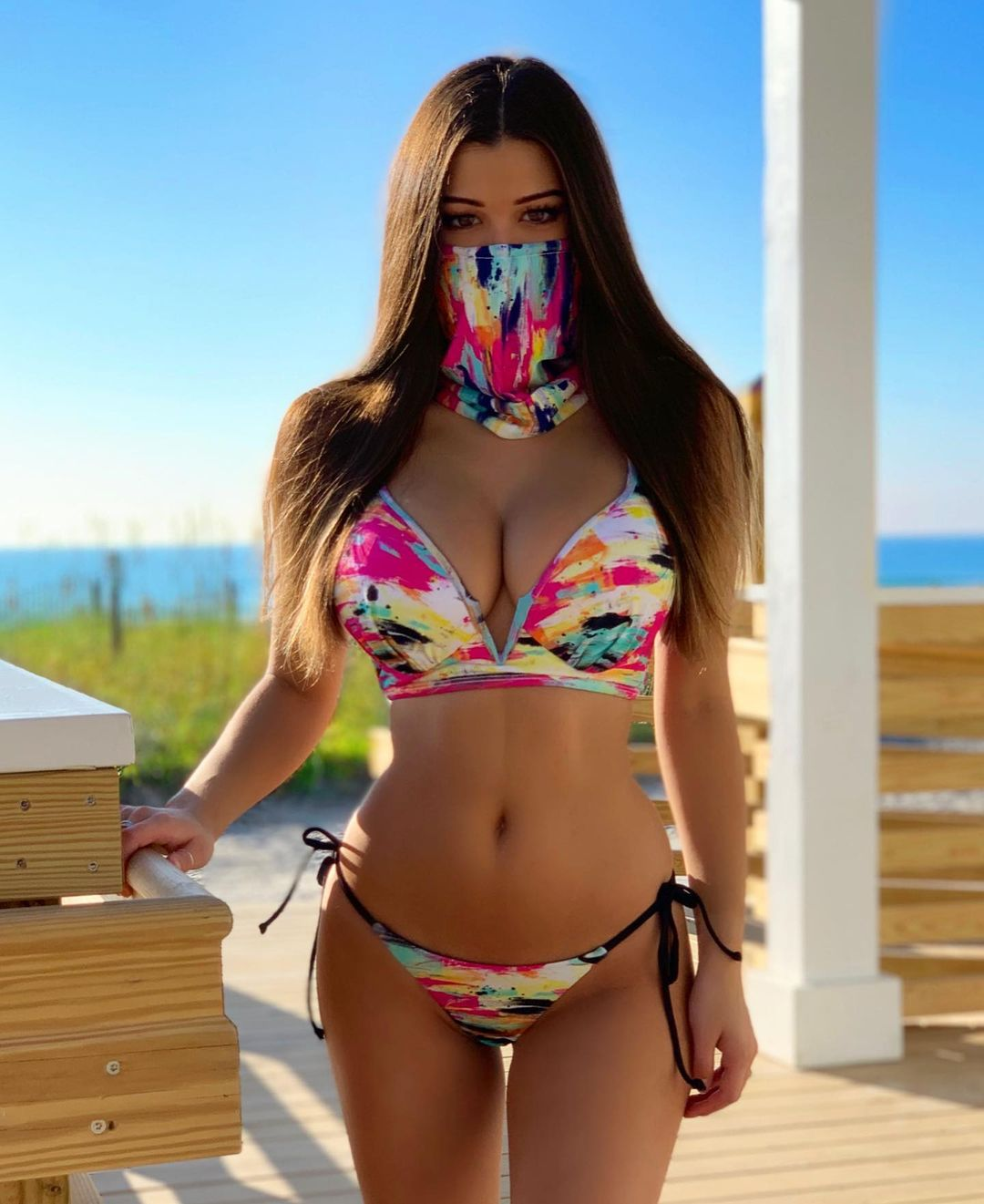 Who is Keilah Kang The Impressive Beauty of Modeling 7