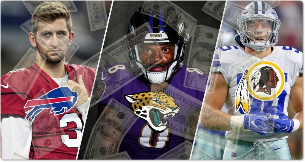 20 richest NFL players in the world 2021