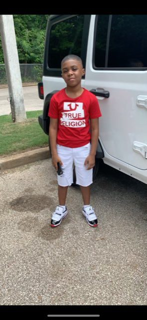 9 year old boy LaTerius Smith Jr allegedly died due to tiktok 1