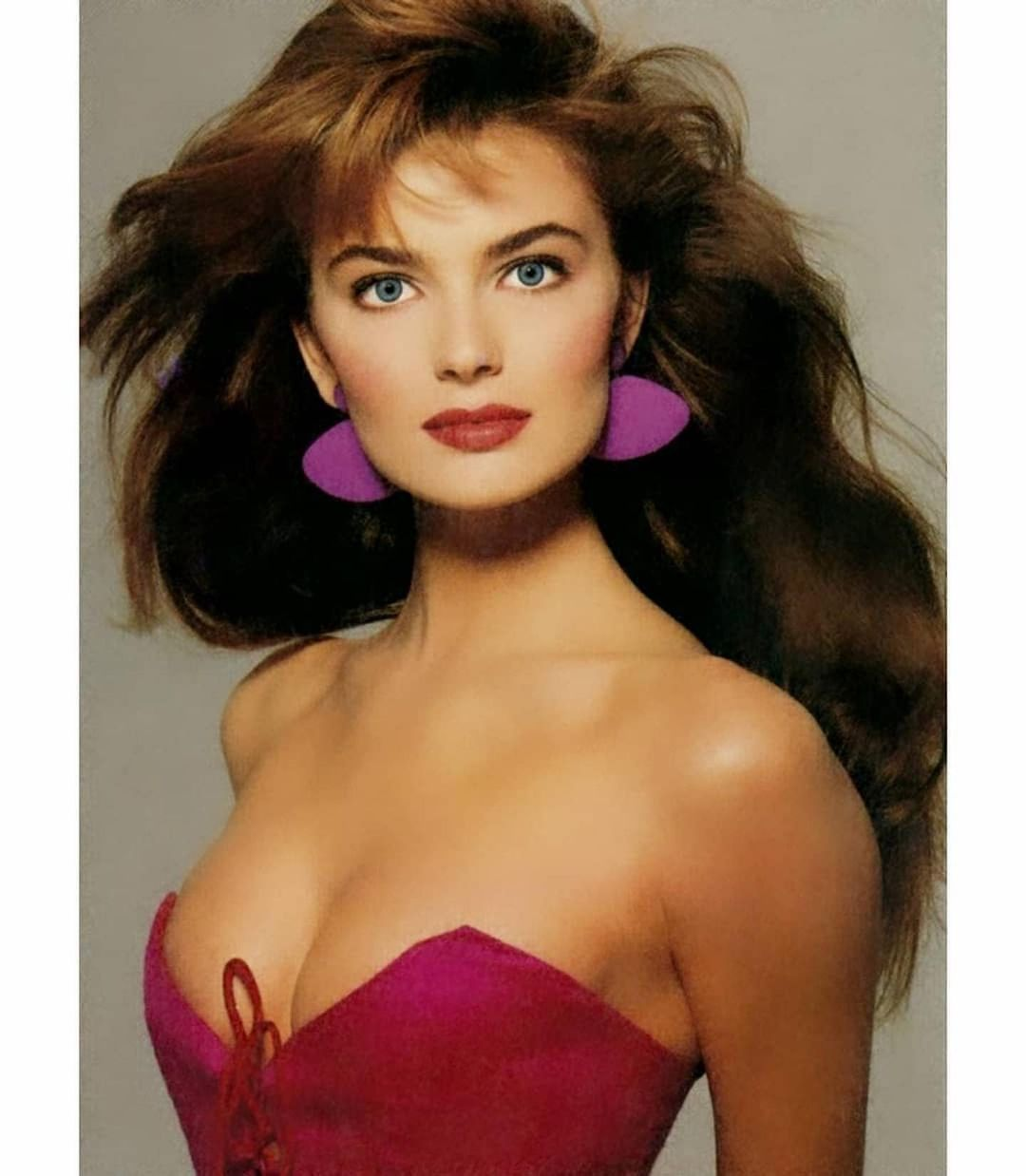Change And Workout Of Model Paulina Porizkova From Past To Today 5