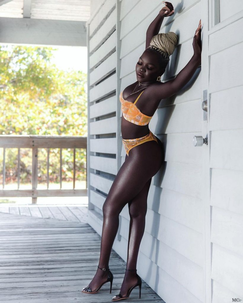 Darkest model in the world Nyakim Gatwech inspires and encourages with her life story 5