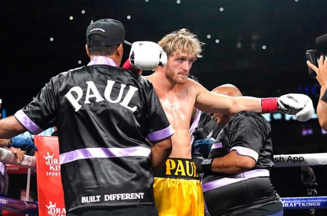 Details that surprised everyone with his success in his fight against Logan Paul Floyd Mayweather 4