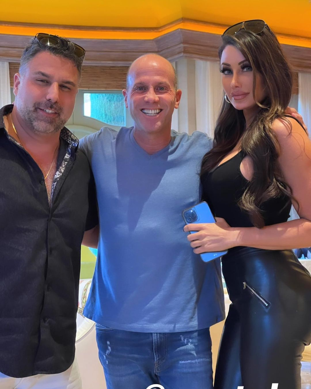 Holly Sonders instagram details are great 3