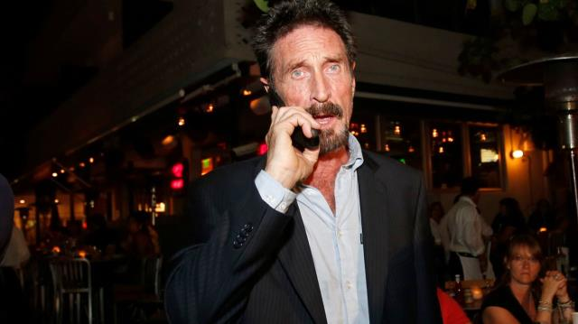 John McAfee autopsy report released Shocking truth