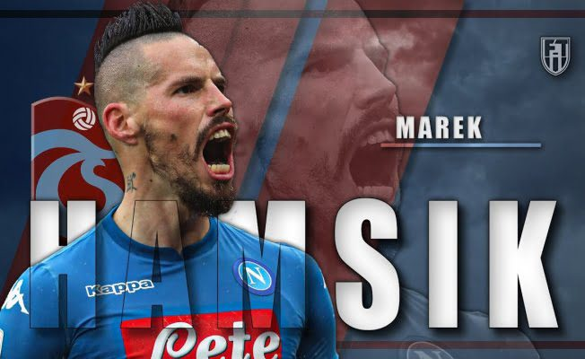 Marek Hamsik transferred by Trabzonspor Revealed Fun Moments with Tiktok Trend Song 1