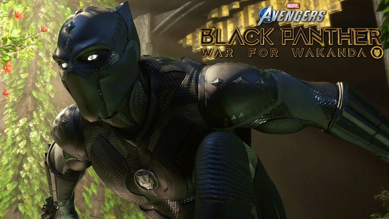 Marvels Avengers Expansion Pack Announced For Black Panther War Wakanda 2