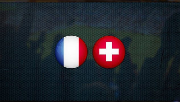 The starting 11s have been announced in the France Switzerland match