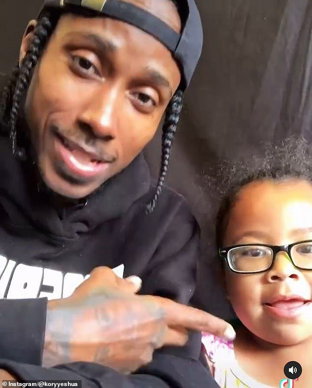 TikTok Who is Kory Yeshua Black daddy goes viral for slamming critical race theory 1