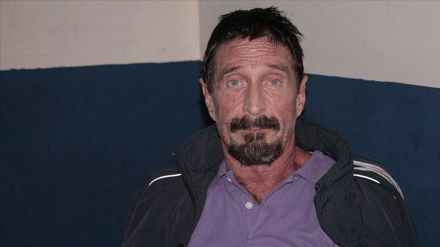 Was John McAfee Murdered Who is John McAfee 1