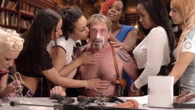 Was John McAfee Murdered Who is John McAfee 3