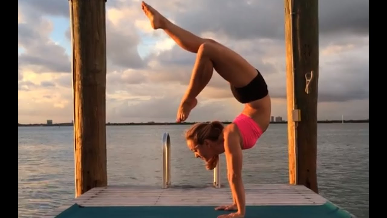 What Are the Hardest Yoga Moves 1