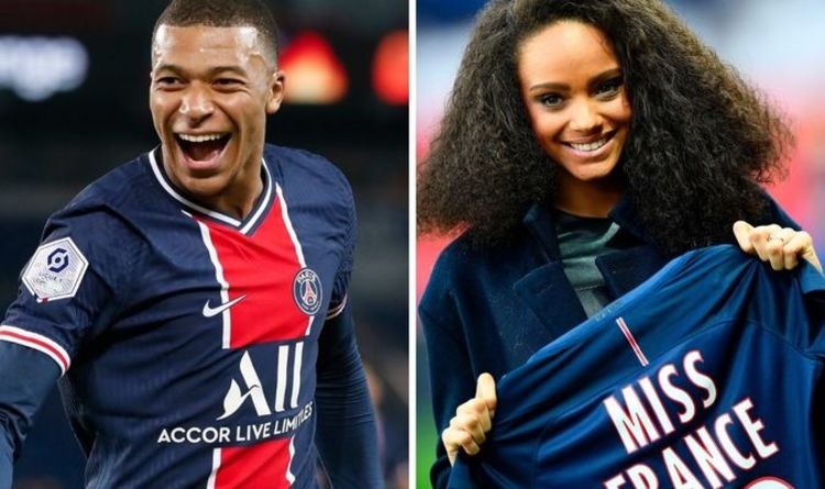 Who is Kylian Mbappes girlfriend Alicia Aylies Feels The Love Of Football 2
