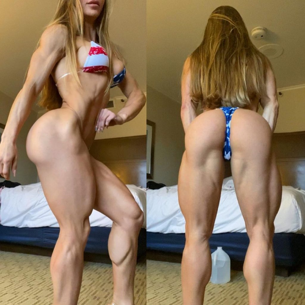 Who is Sunny Andrews one of the most muscular women in the world 6