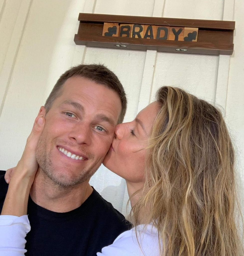 Who is Tom Bradys Wife An endless love with the famous model 2