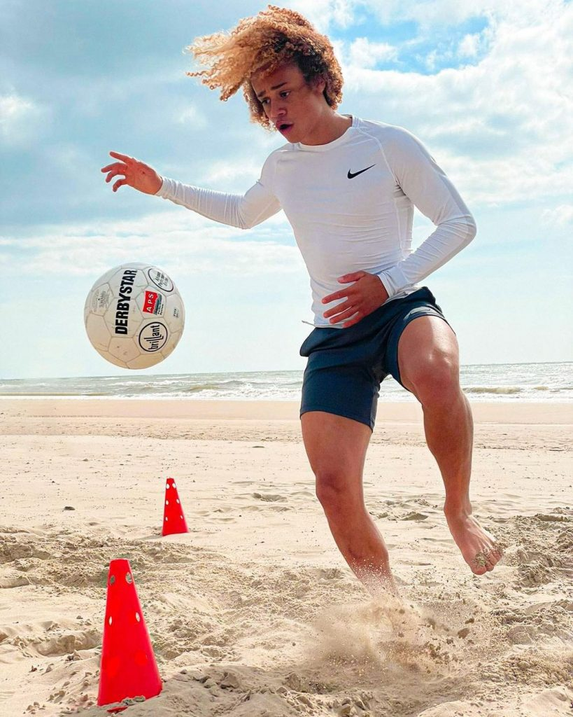 Xavi Simons One of the Most Remarkable Footballers of the Future 2