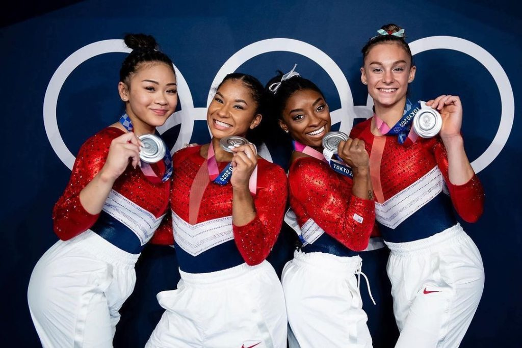 2020 Tokyo Olympics USA gymnast Simone Biles withdraws from the finals 1