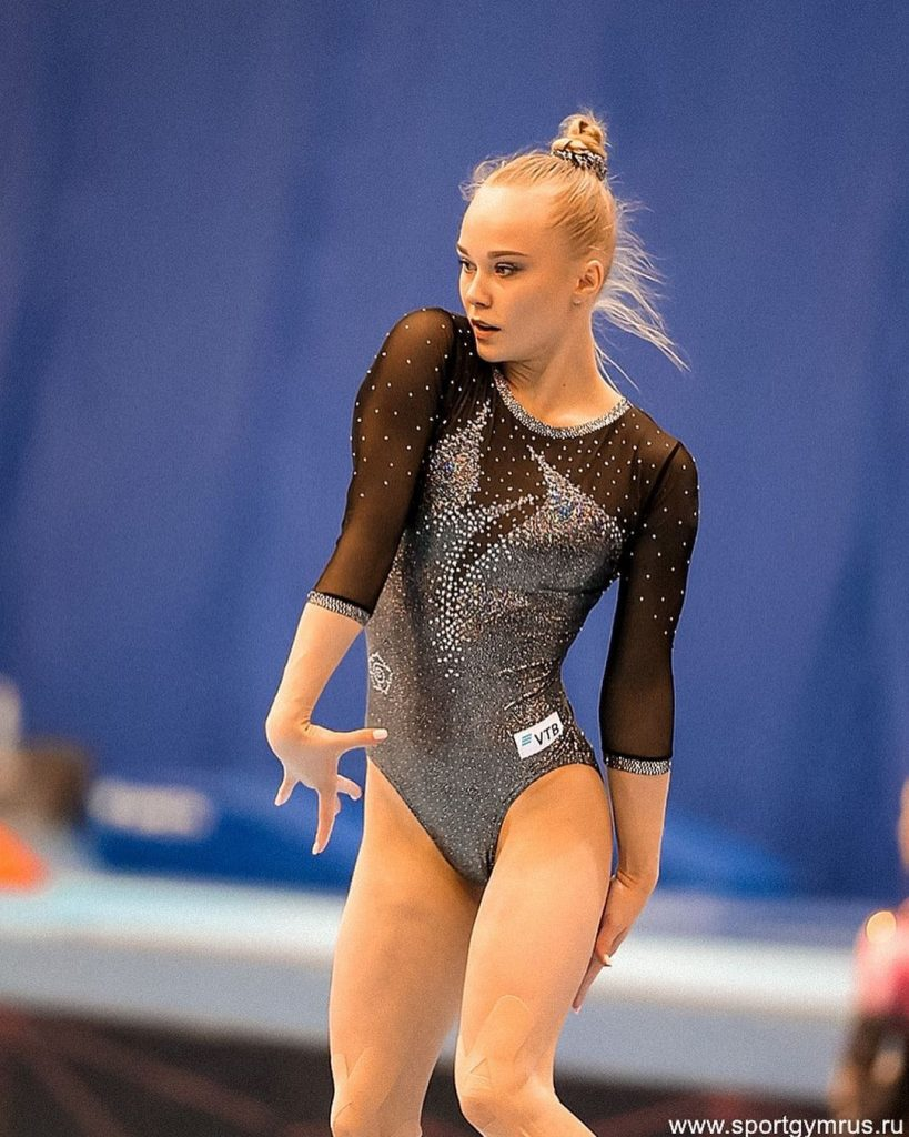 Angelina Melnikova Becomes One of Tokyos Most Notable Athletes 1