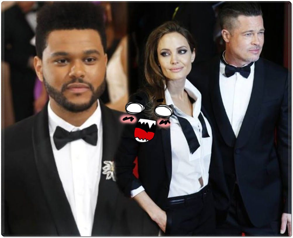 Are Angelina Jolie and The Weeknd in a relationship 1