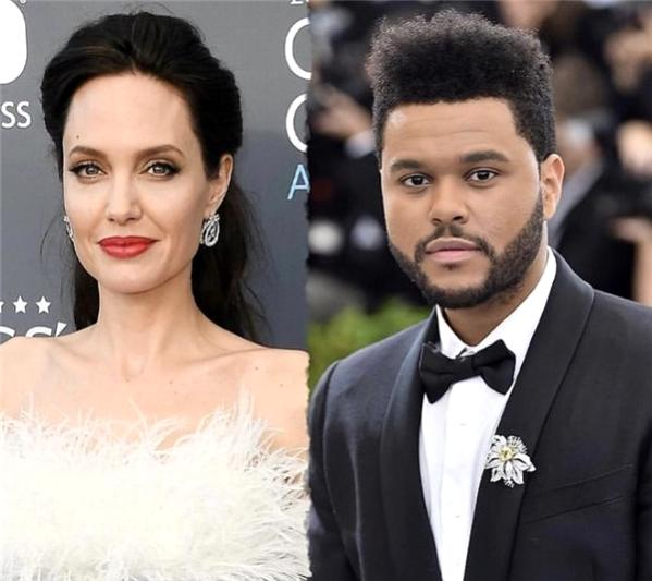 Are Angelina Jolie and The Weeknd in a relationship 3