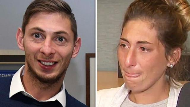 Emiliano Salas sister who died in a plane crash attempted suicide 1