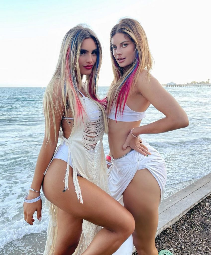 Lele Pons having a lot of fun with her boyfriend 3