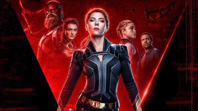 Marvel World of the Black Widow directed by Cate Shortland A Different Figure 2