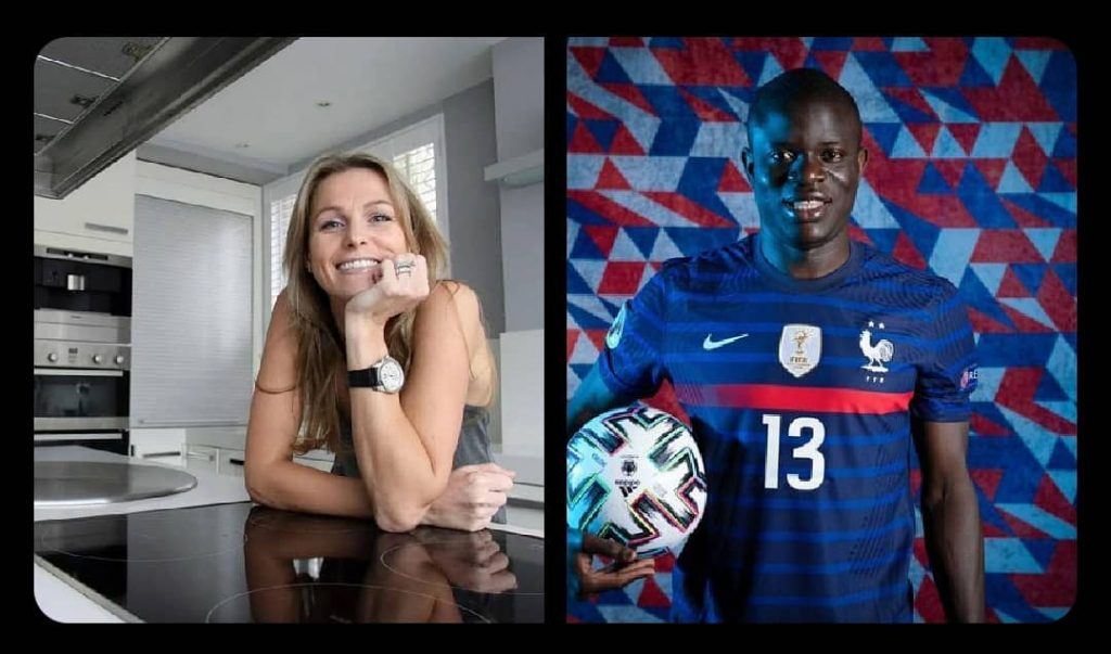 NGolo Kante marries Djibril Cisses ex wife 1