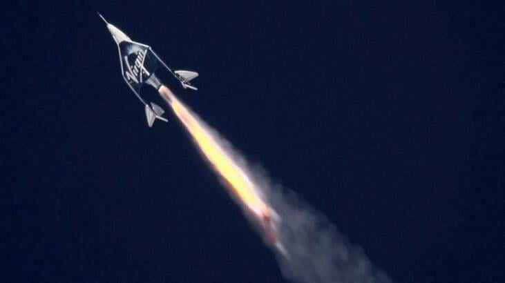 Richard Branson has given a date on when he will make space travel 1