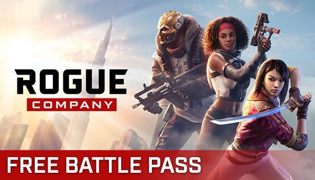 Rogue Company Released for Free on Steam
