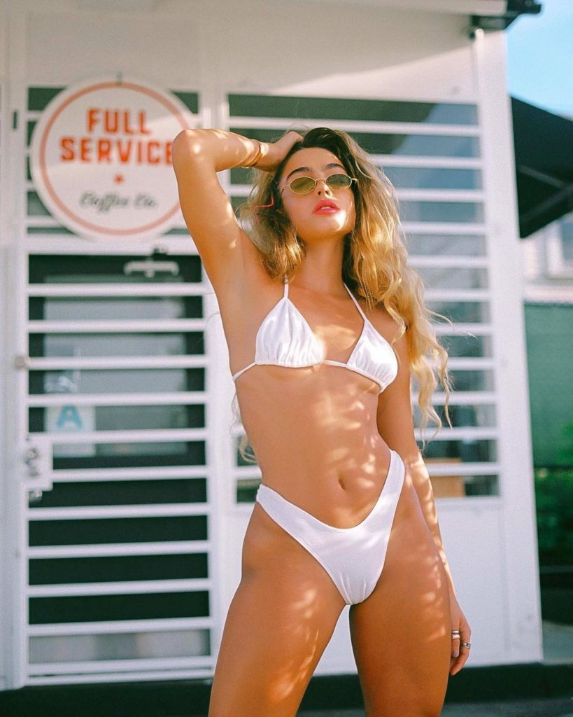 Sommer Ray Happy 4th of July 4