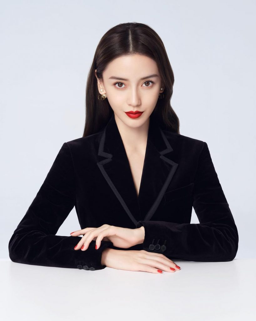 Who is Angelababy One of Asias Sweetest Models 3