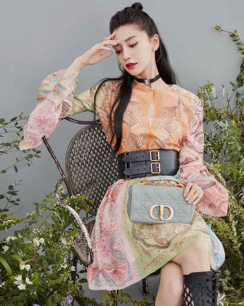 Who is Angelababy One of Asias Sweetest Models 7