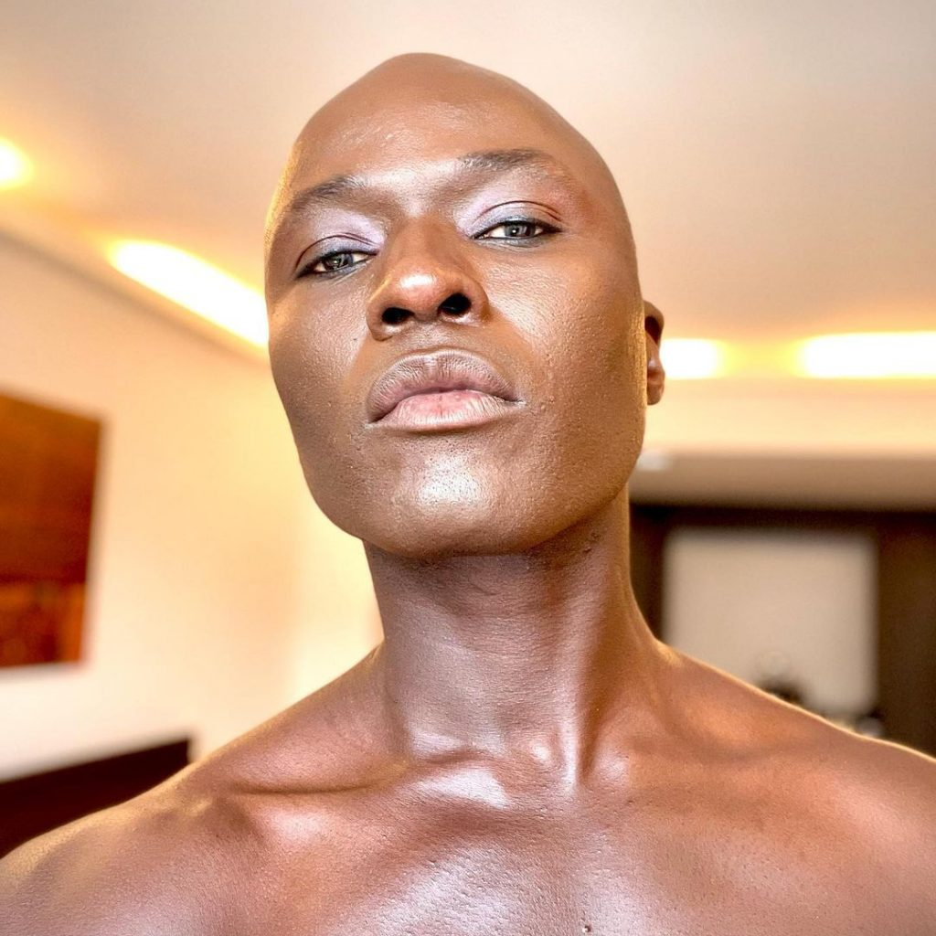 Famous Big Brother 2021 Who is Papis Loveday One of the most different models in the world 2