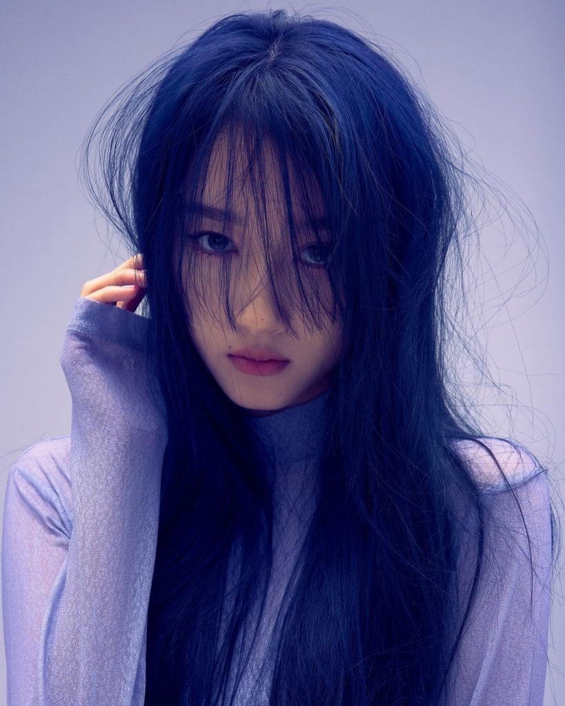 Guan Xiaotong Instagram Posts Are Pretty Good 5