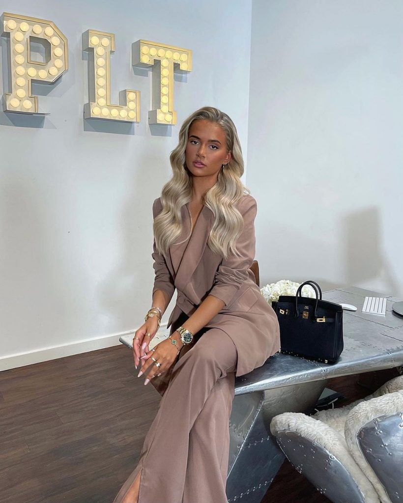 Molly Mae Hague UK and EU creative director for PrettyLittleThing 4