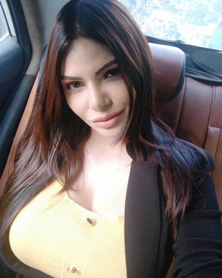 Sherlyn Chopra First Indian Model to Pose Nude in Playboy Magazine 3