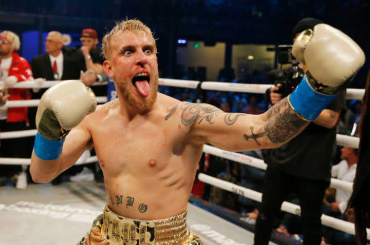 Tattoos and results after Jake Paul and Tyron Woodley Fight 2